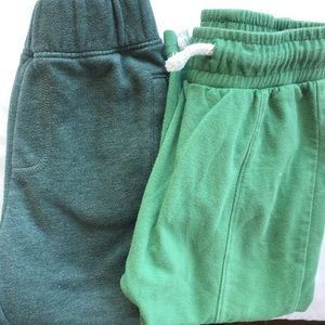 Lot of 3T joggers/bottoms
